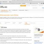 Microsoft Lync Online Review